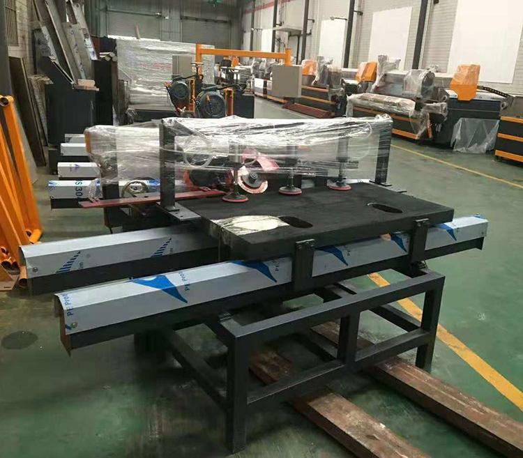 Mitre saw 45cut edge cutting machine for ceramic tile joint 1200mm