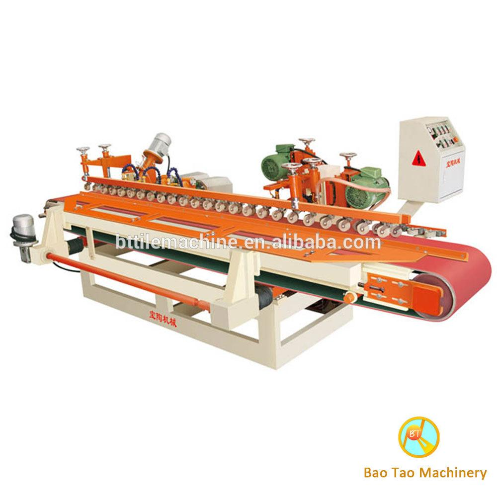 Foshan Automatic Cutting Grinding Chamfering Tiles Processing Machine