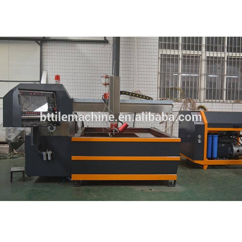 Water jet cutter high pressure cutting machine
