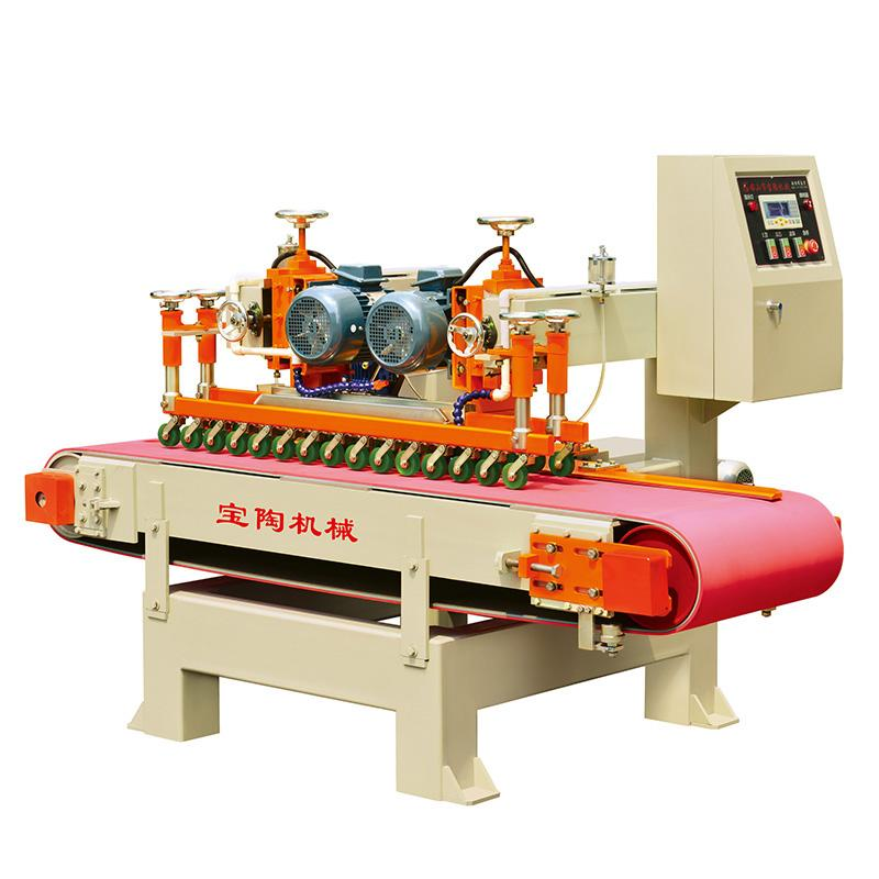 Ceramic Tile Cutting Machine 2 Blades Fast Automatic 1000mm
